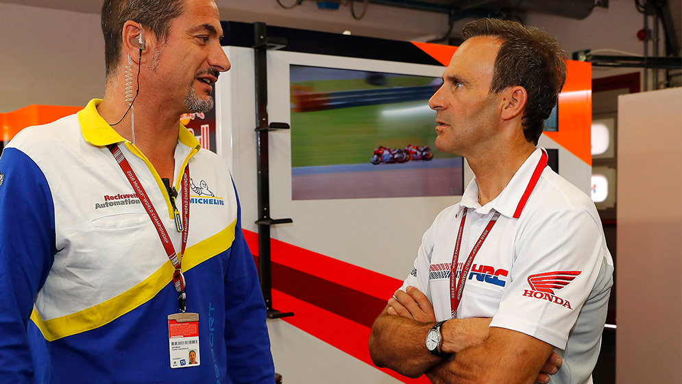 """Alberto Puig """"The Catalan GP was a great result for Honda"""""""