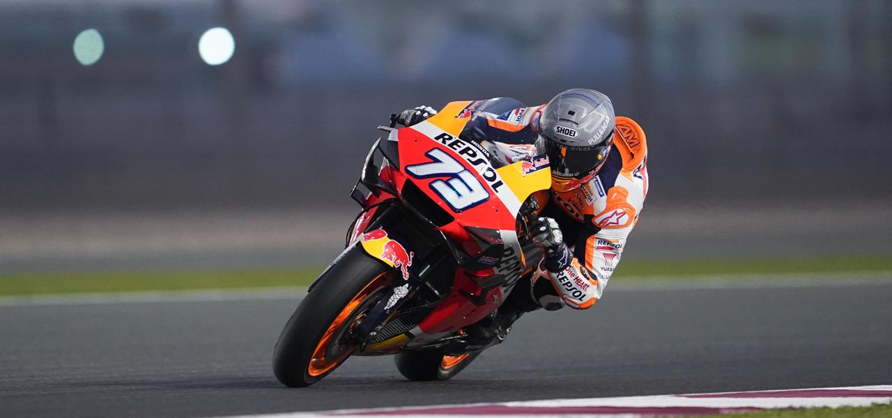 Horarios GP de Catar MotoGP 2020