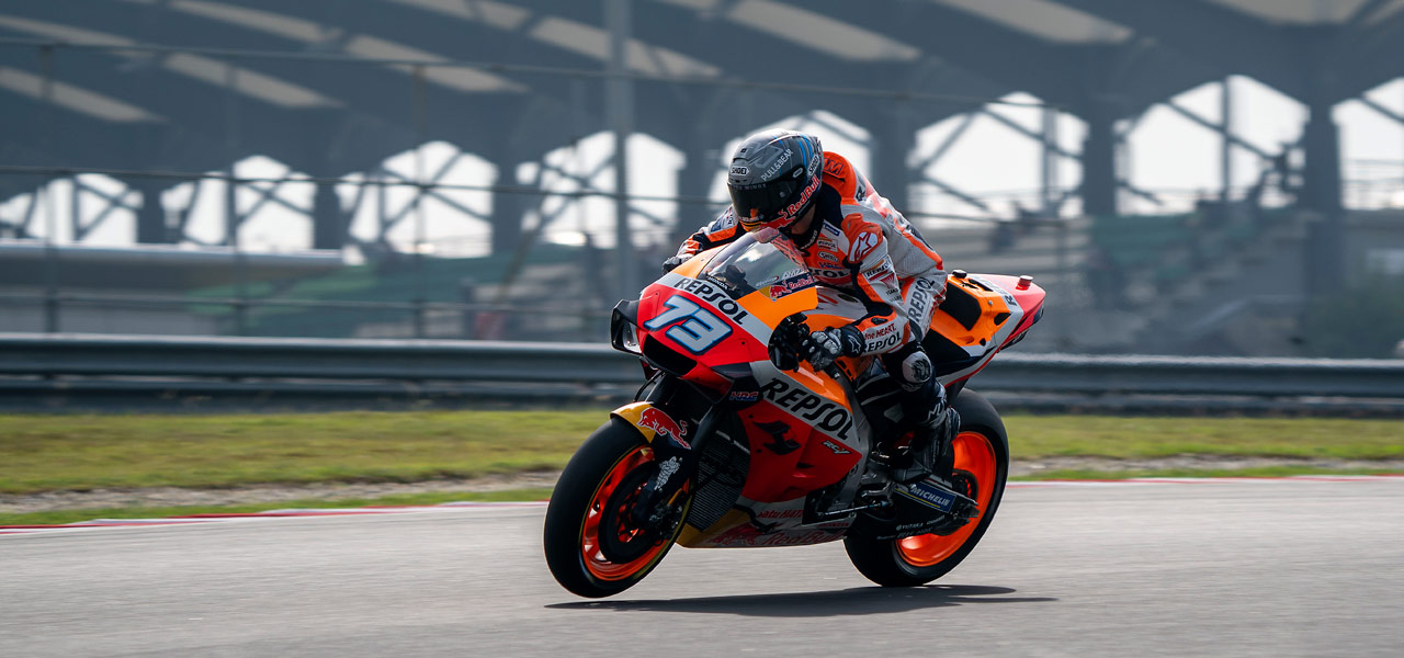 All the keys points of MotoGP tyres