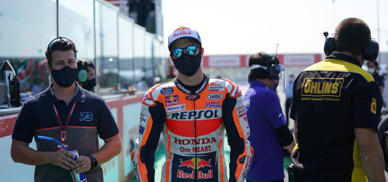 Horarios GP de Emilia Romagna MotoGP 2020