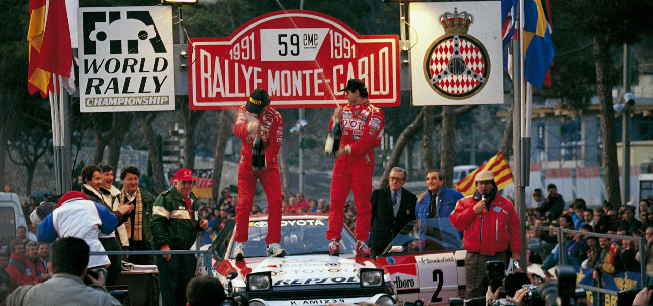 1991, the Year when Carlos Sainz Came So Close to Winning the Championship