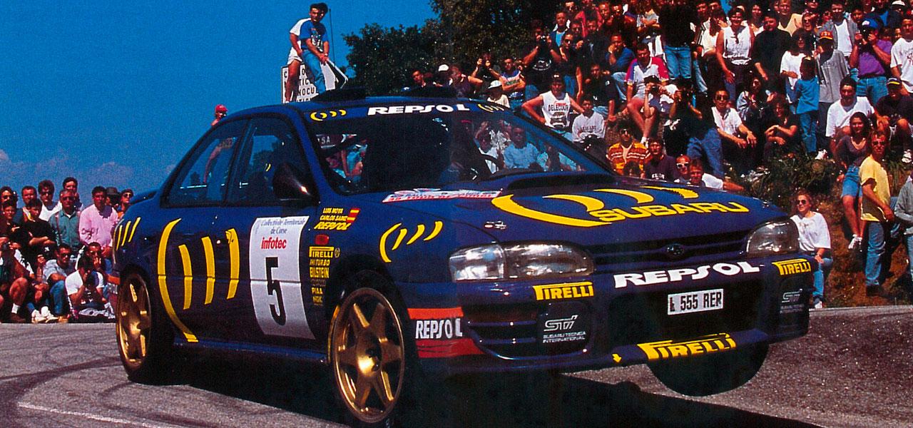 Mundial de Rallys 1995: un año apasionante para Carlos Sainz