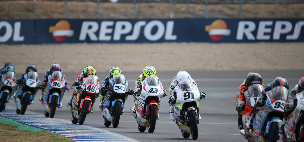 Albacete could crown the first 2018 FIM CEV Repsol Champions
