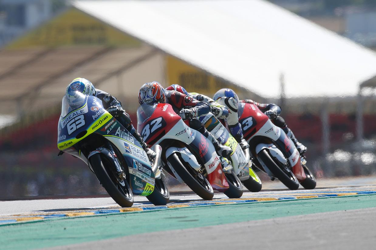 FIM CEV Moto3 Le Mans