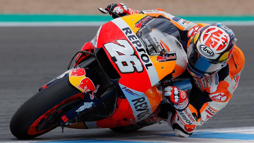 Márquez and Pedrosa complete productive post-race test