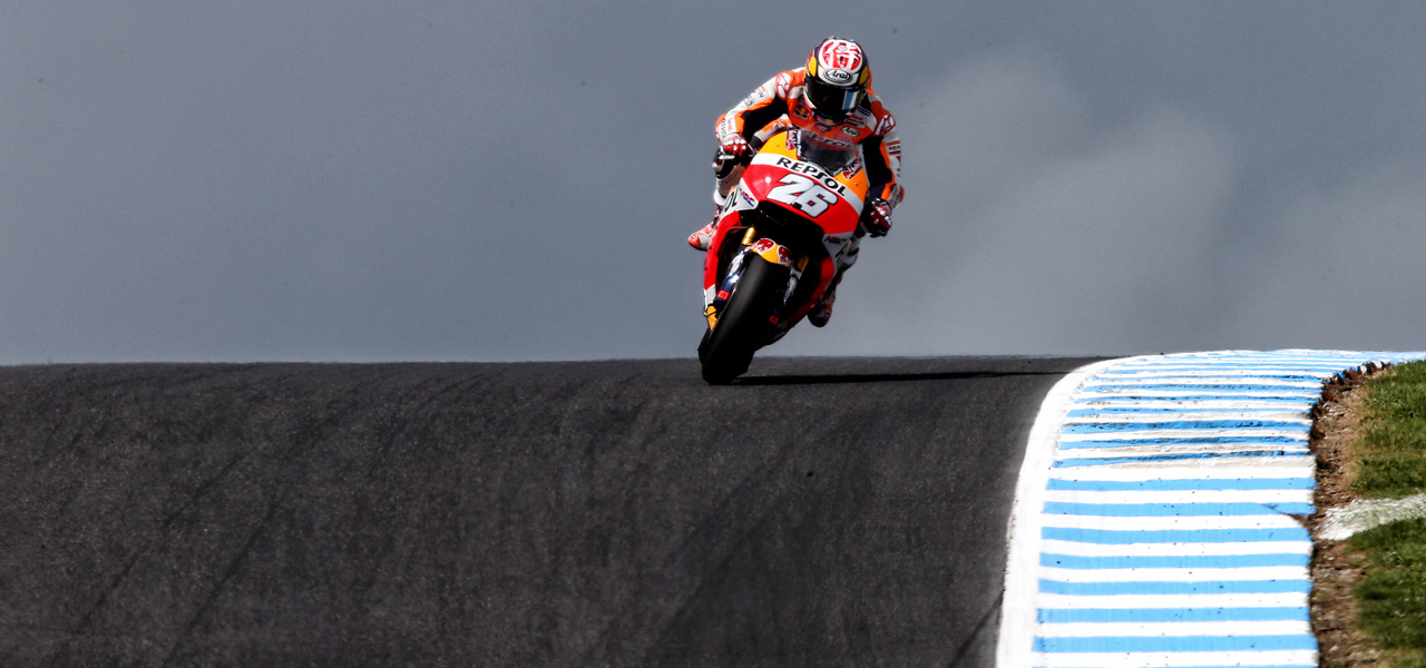 Australian GP next up for newly crowned Marc Márquez