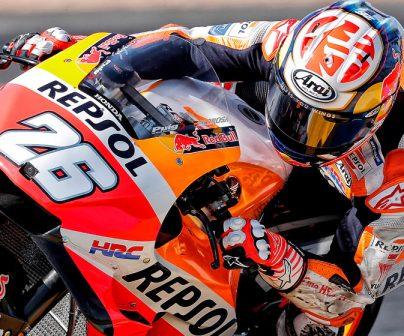 Las motos de Dani Pedrosa