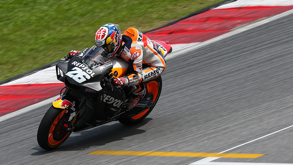 Productive Three Day Test For The Repsol Honda Team Concludes In