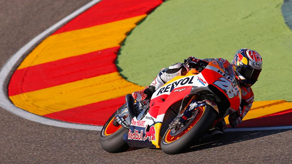 Márquez and Pedrosa head to Aragón for last challenge before flyaway rounds
