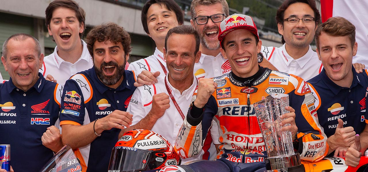 "Alberto Puig: ""The most conservative way to win a title is to win races"""