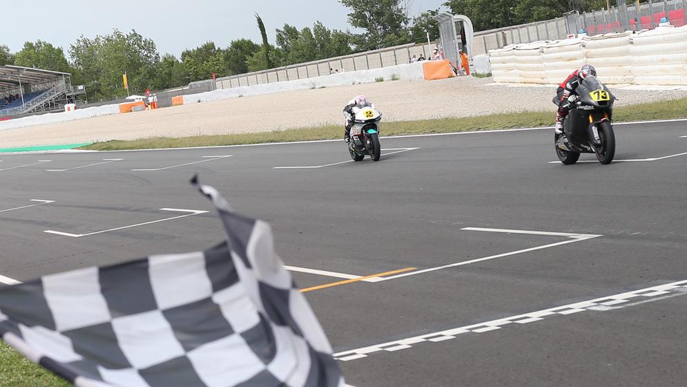 The FIM CEV Repsol visits Aragón before the summer break