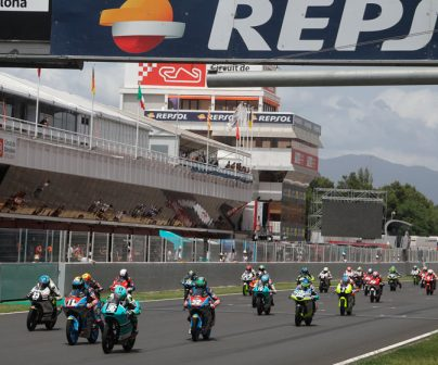 García, Pagliani, Raffin, Fernández and Patacca win the fourth round of the FIM CEV Repsol