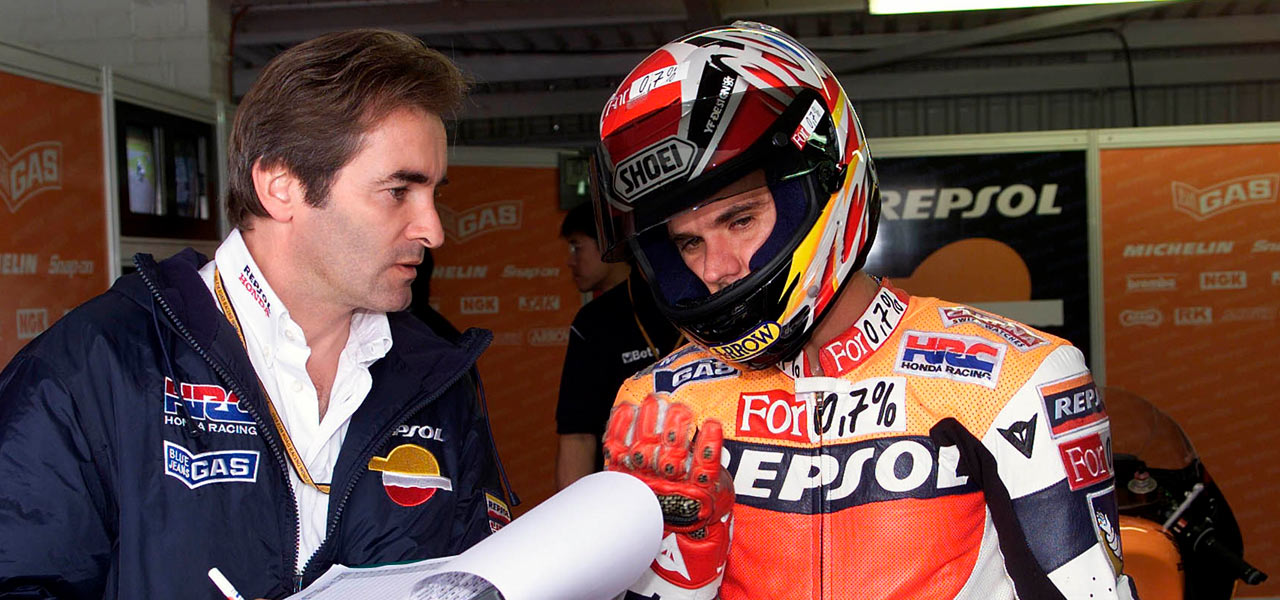 "Gilles Bigot: ""Márquez seems strongest, but there are several riders who can spring a surprise."""
