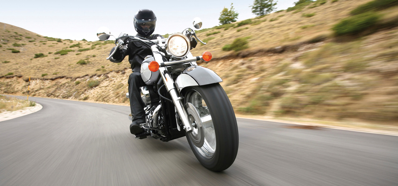 What types of motorcycles are there? What's yours?