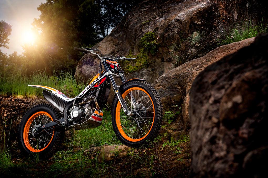 Moto Montesa Honda Cota 4RT