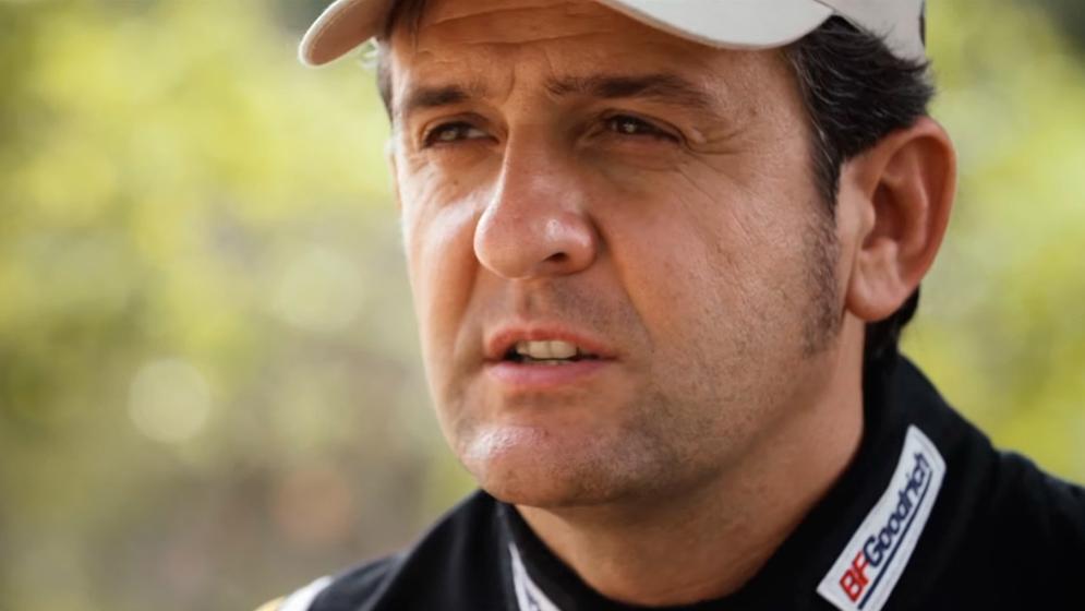Isidre Esteve: espíritu competitivo en el Rally Dakar