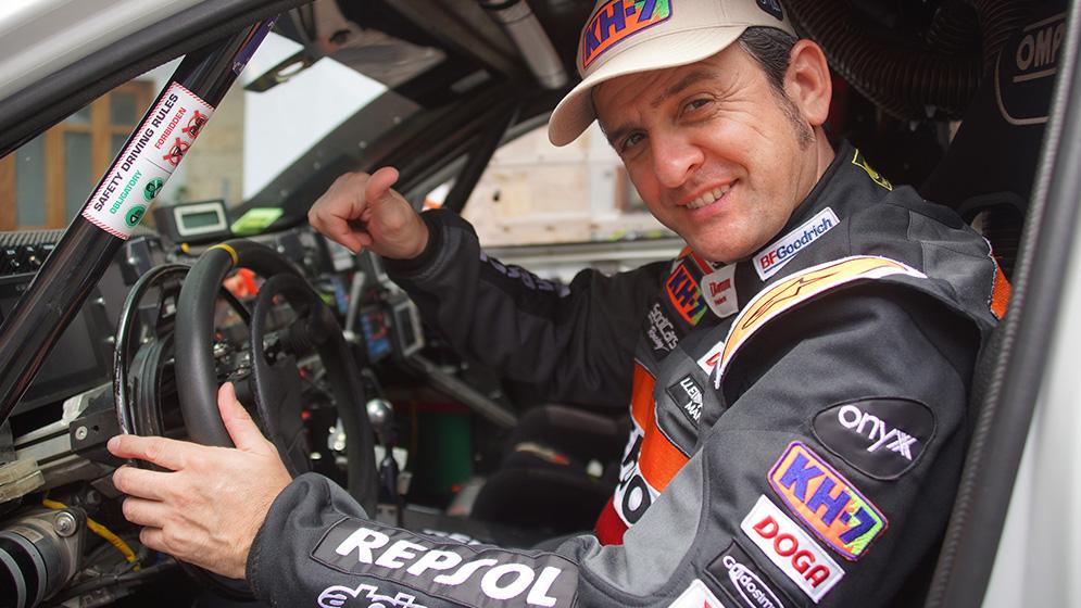 Despite a shaky start, Isidre Esteve has a good feeling about the 2018 Dakar