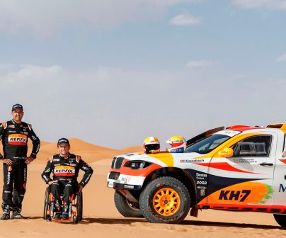 Repsol Rally Team