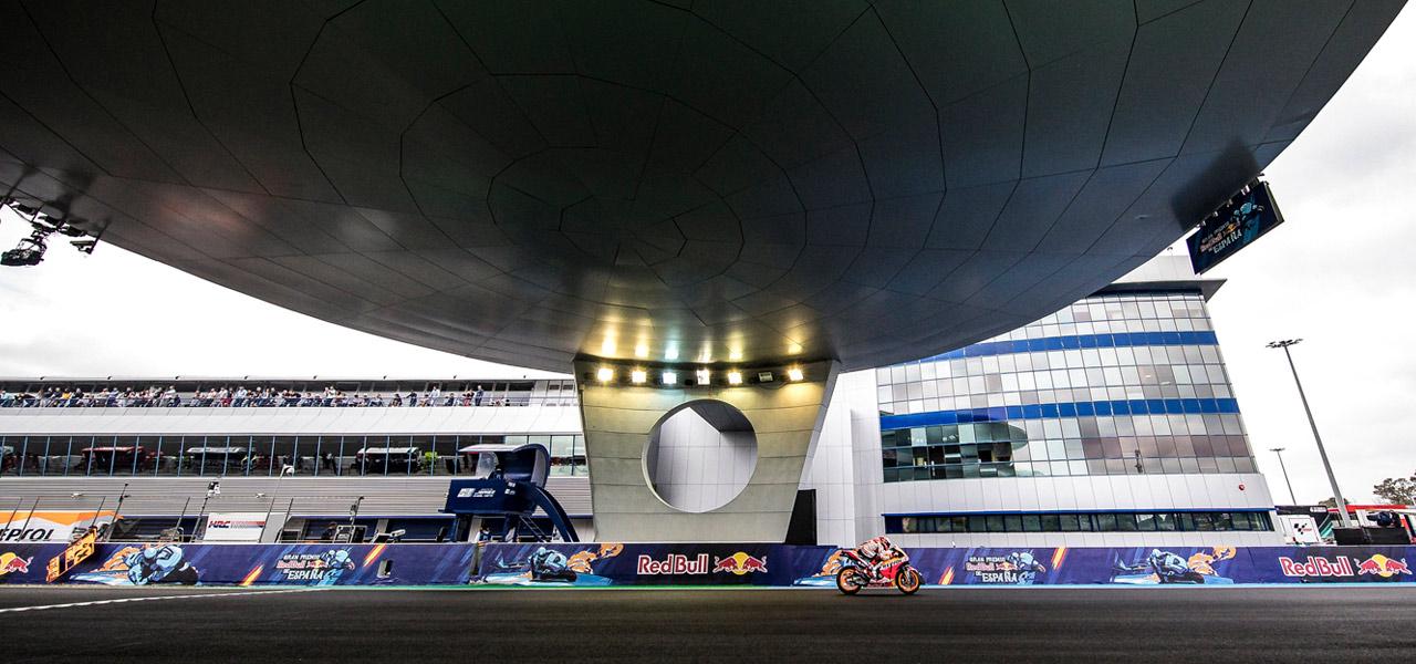 Ruta de MotoGP por España