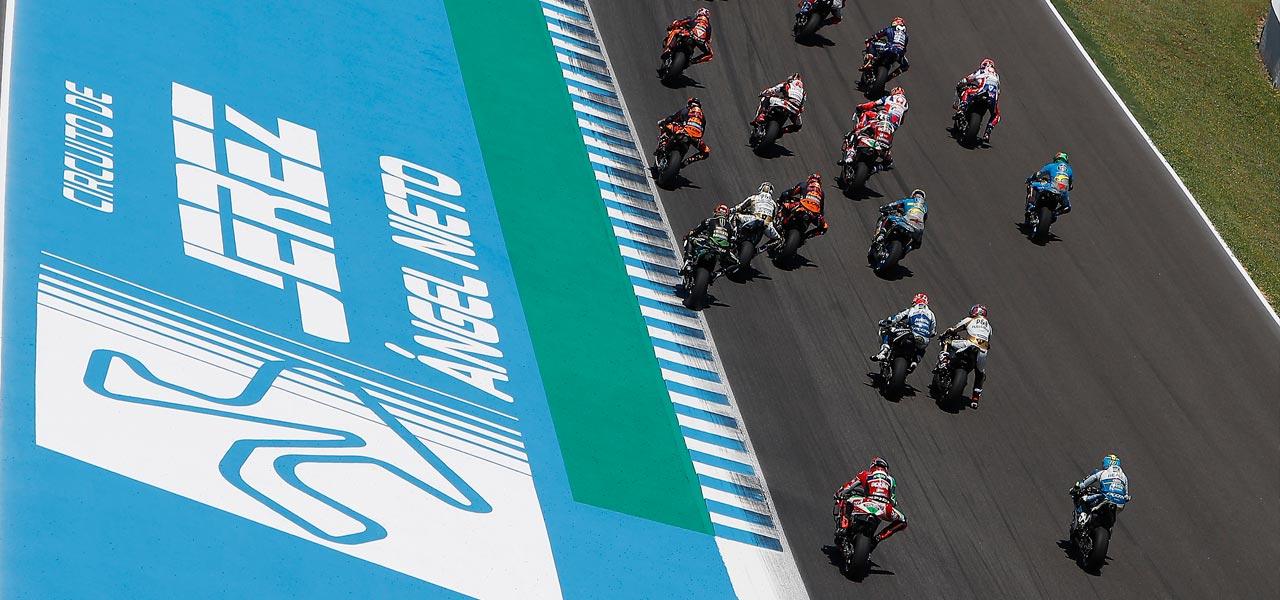 Spanish GP Timetables MotoGP 2019
