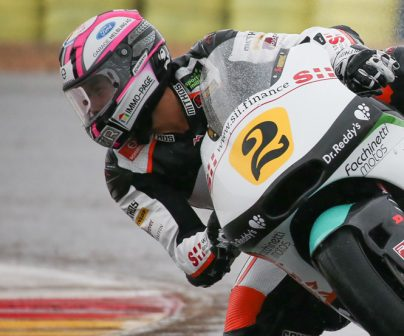 Jesko Raffin se proclama Campeón de Europa de Moto2 en Albacete