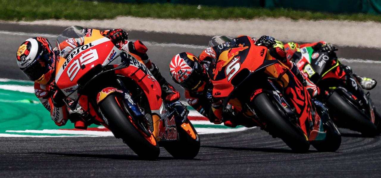 Márquez y Lorenzo, carrera en casa este fin de semana