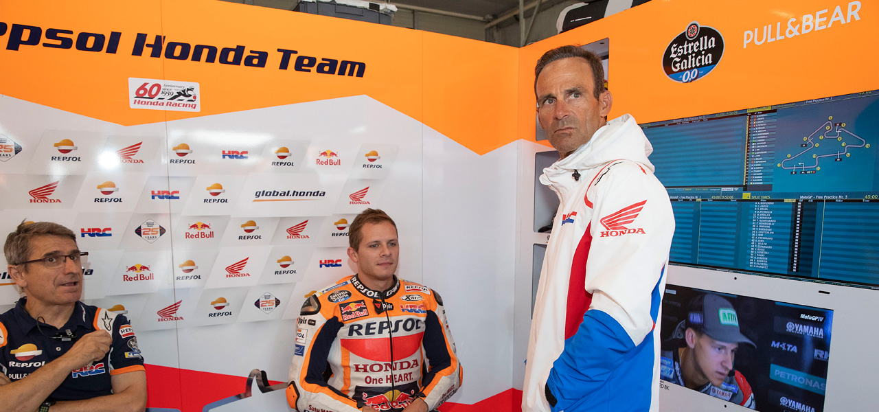 "Alberto Puig: ""Marc Márquez was able to stay focused in tricky conditions"""