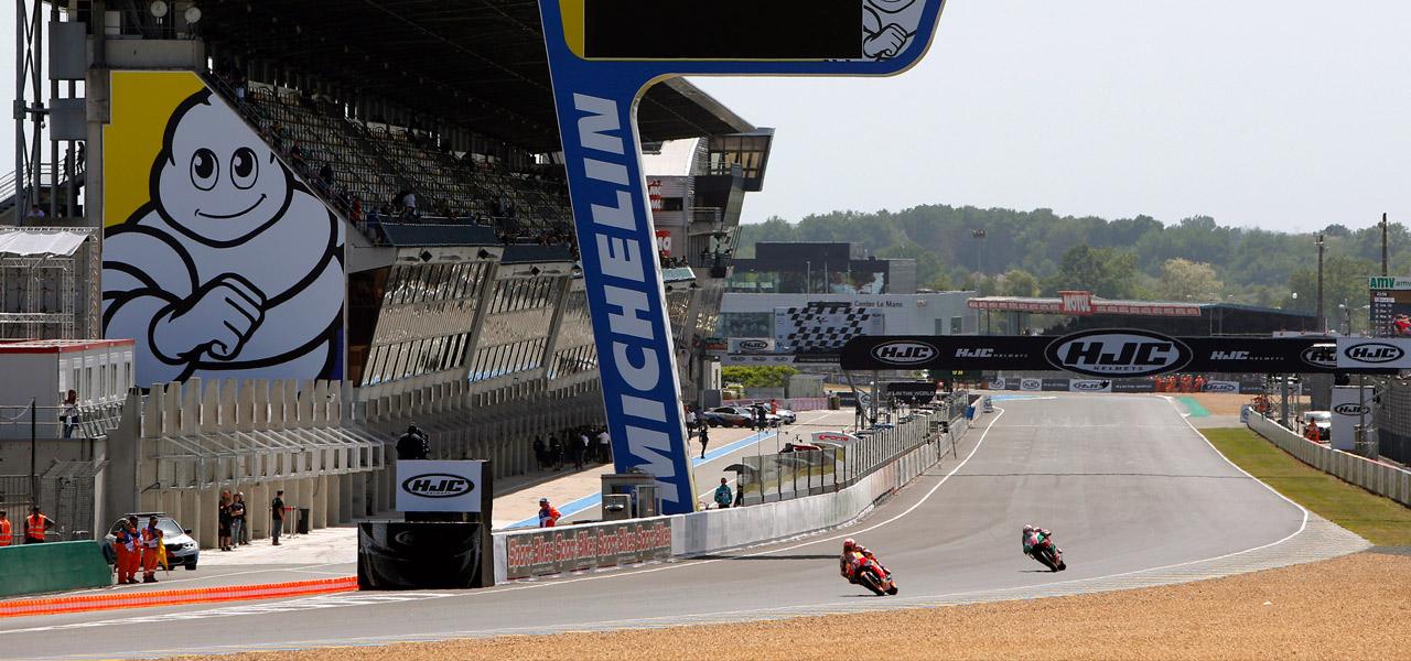 ⏰ Horarios MotoGP del GP de Francia 2021