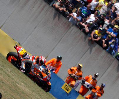 GP de Francia Marc Márquez
