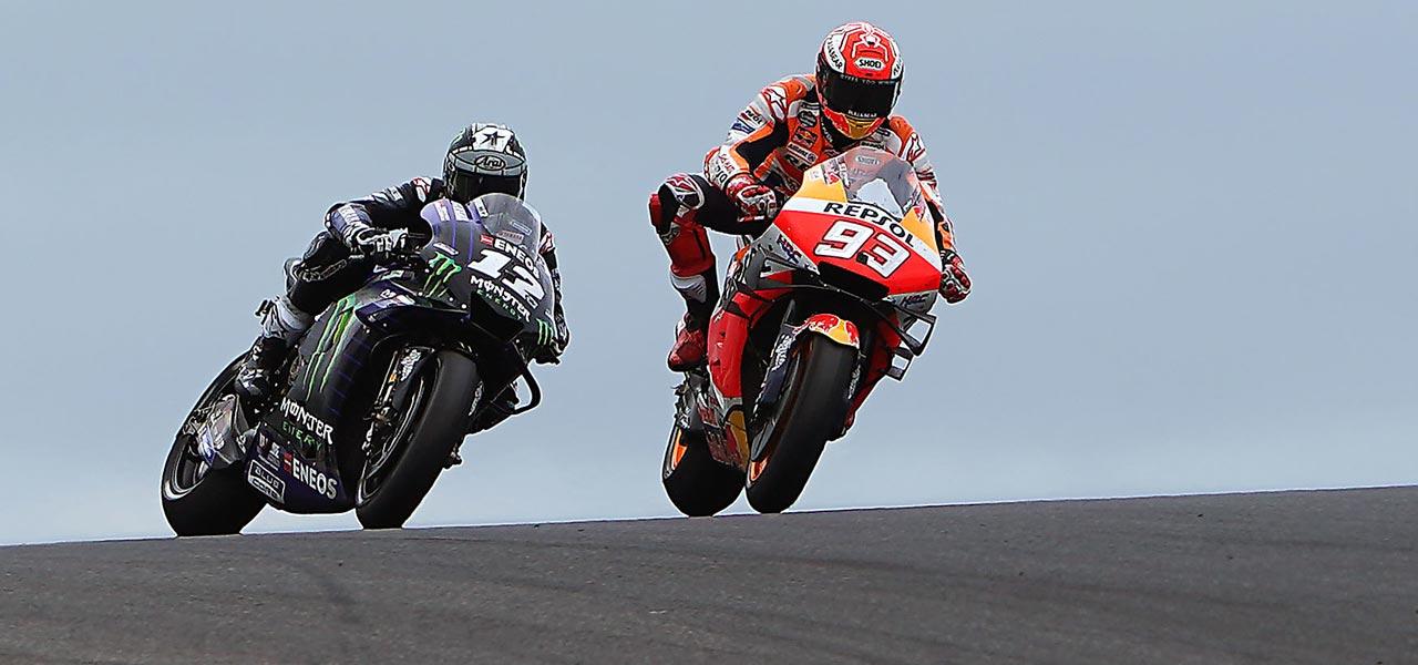 ¿Cómo y cuándo hacer un adelantamiento en MotoGP?