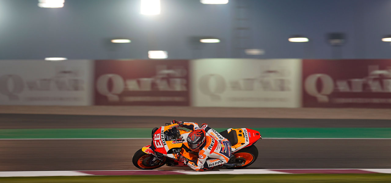 MotoGP preseason comes to an end in Qatar