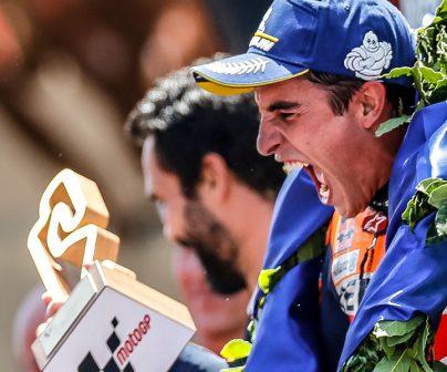 Cuarta victoria de la temporada para Marc Márquez>