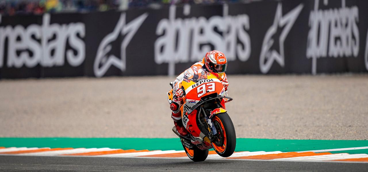 Horarios GP de Valencia MotoGP 2019