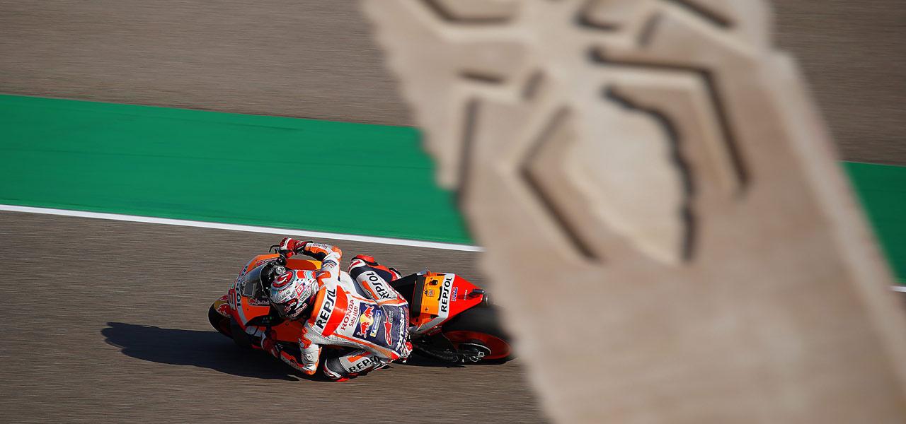 Horarios GP de Aragón MotoGP 2019