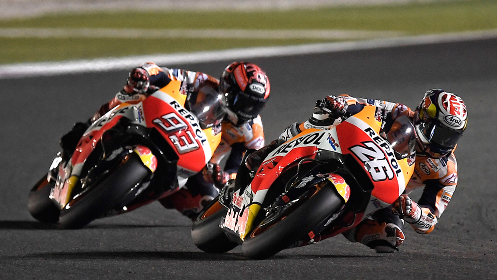 Are Dani and Marc the strongest riders this pre-season? The numbers speak for themselves!