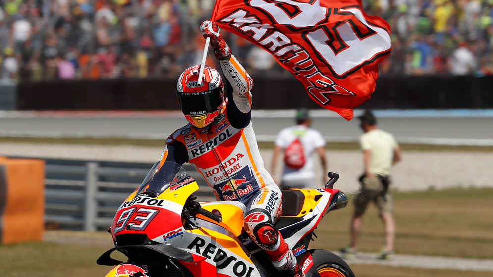 Repsol Honda's seven most epic races