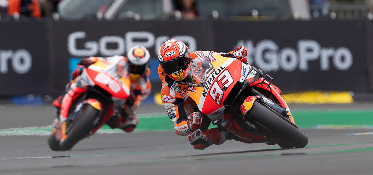 Penultimate race of the year takes Márquez and Lorenzo to Malaysia