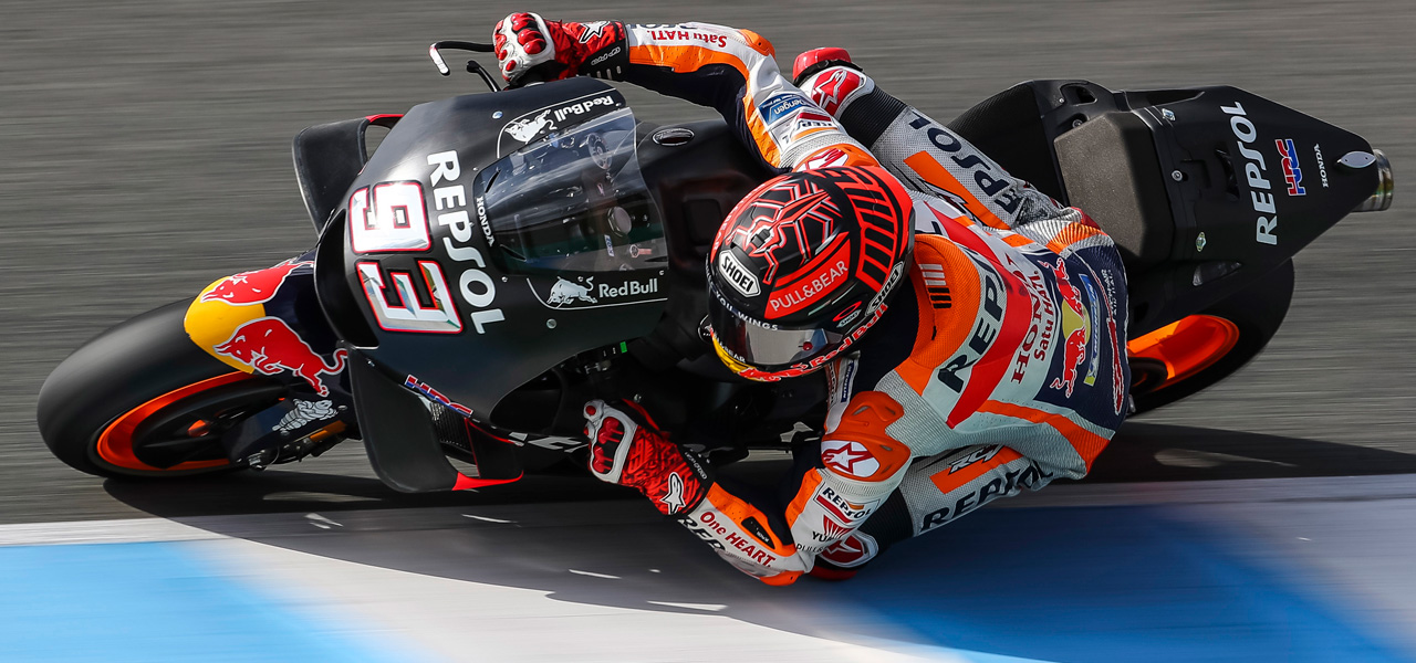 MotoGP 2019 pre-season test - Box Repsol