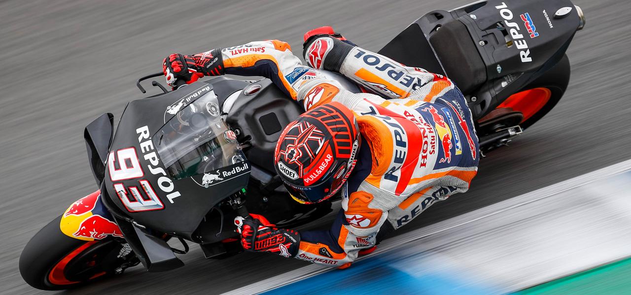 2020 MotoGP pre-season