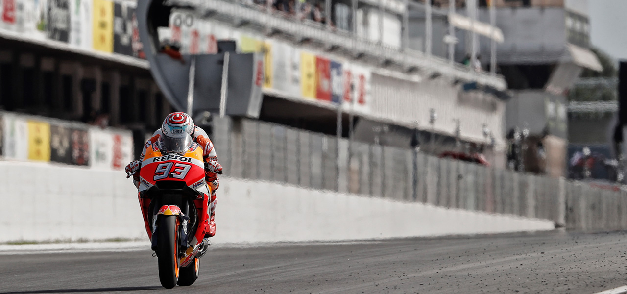 Horarios GP de Catalunya MotoGP 2019