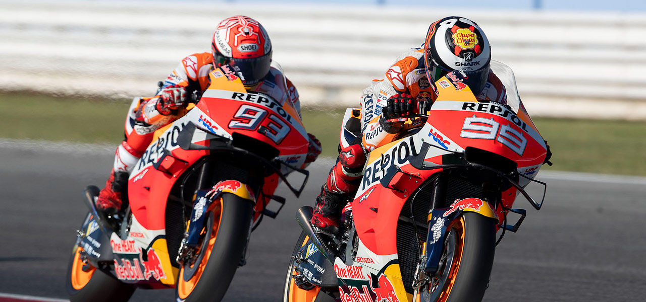 Aragón provides third home race challenge for Márquez and Lorenzo