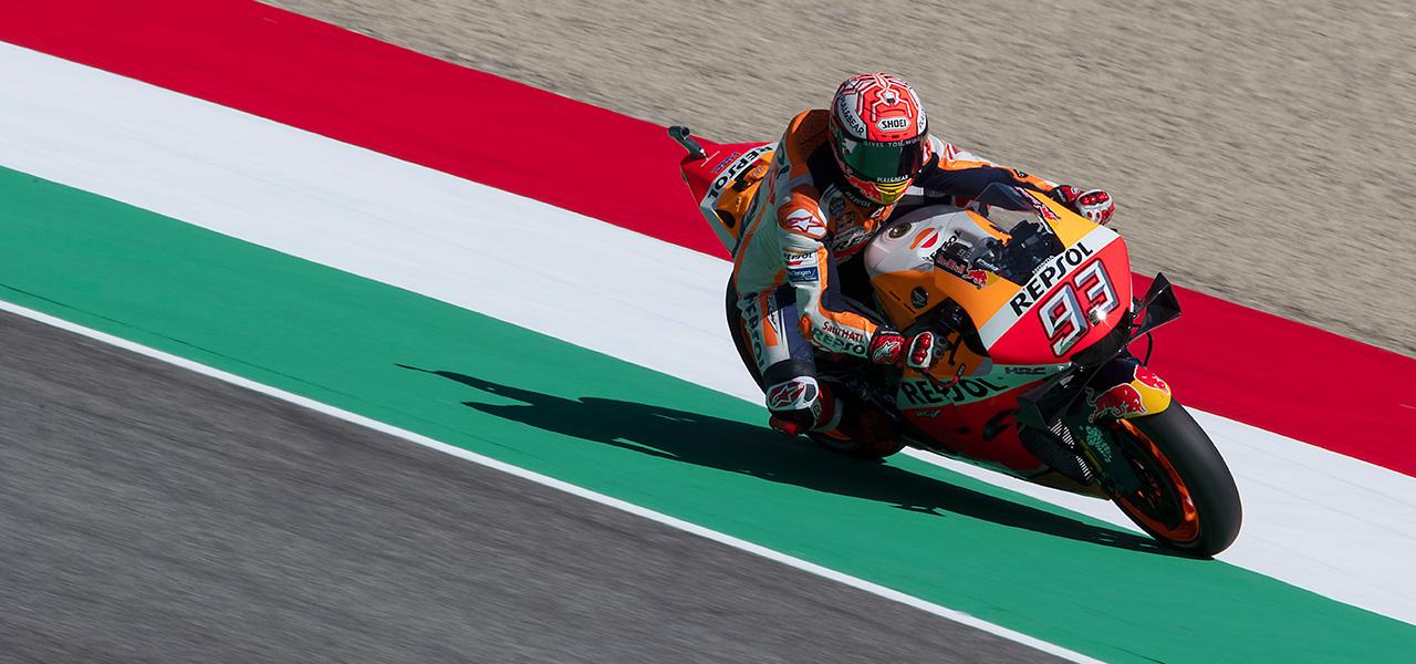 Horarios MotoGP del GP de Italia 2021