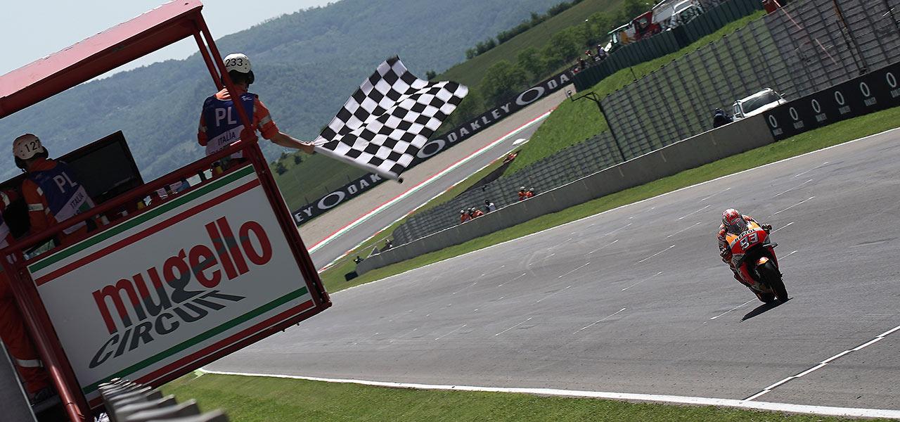 Horarios GP de Italia MotoGP 2019