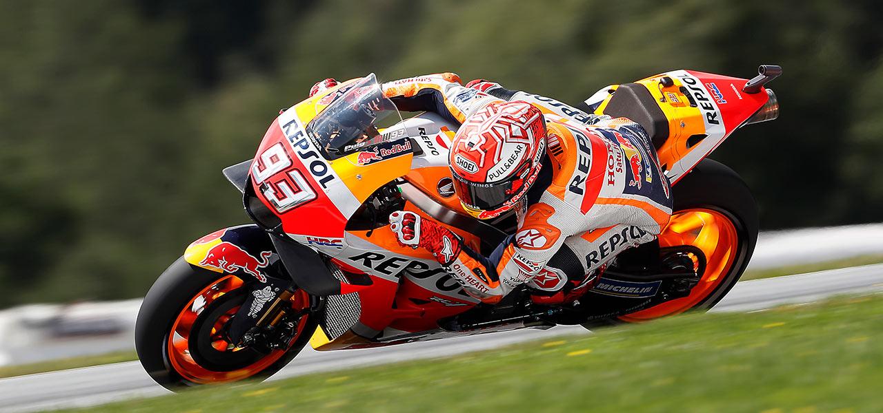 Horarios GP de Austria MotoGP 2019