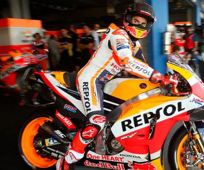 What is the seamless gearbox of a MotoGP engine?>