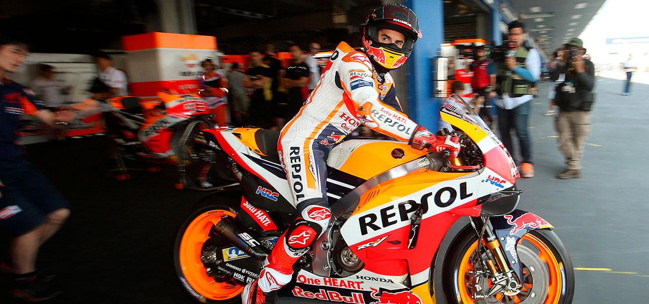 ¿En qué consiste el cambio seamless de las MotoGP?