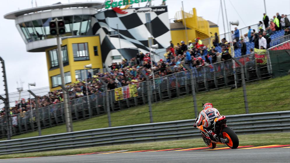 ⏰Horarios MotoGP del GP de Alemania 2021