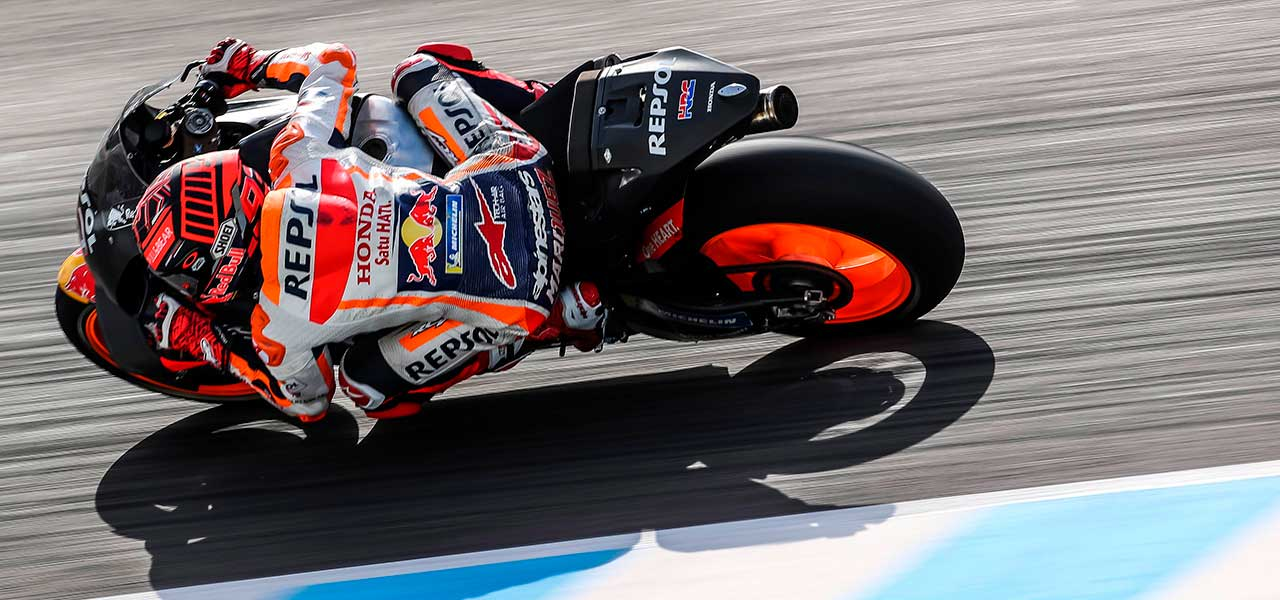 The best pics from the preseason in Jerez