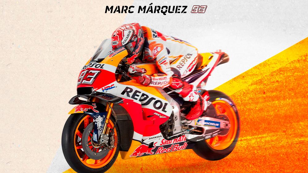 wallpaper Marc Márquez 2019