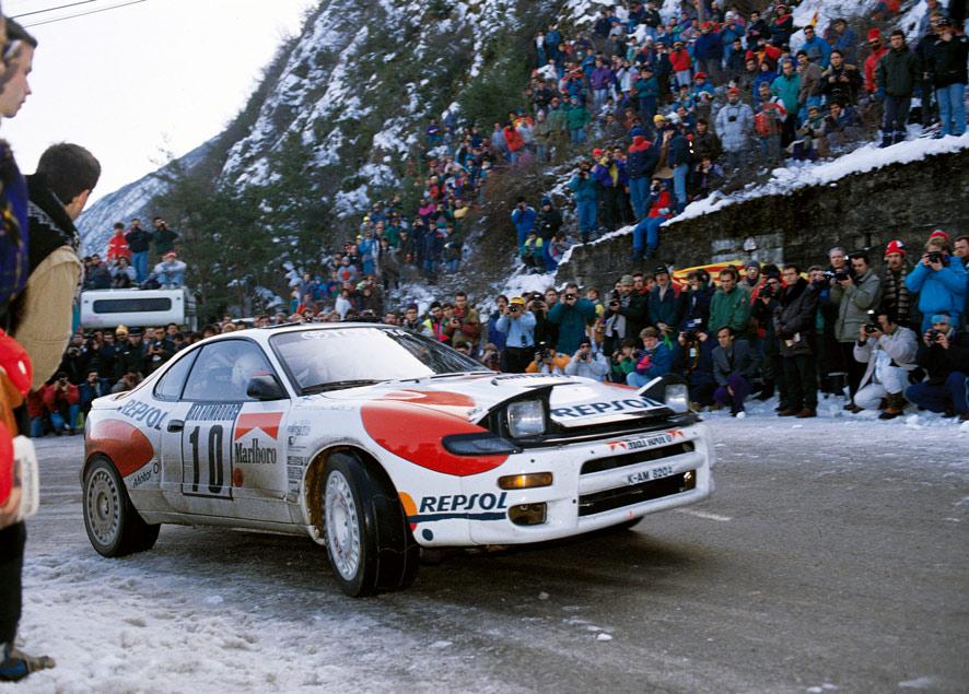 Toyota Celica en 1992